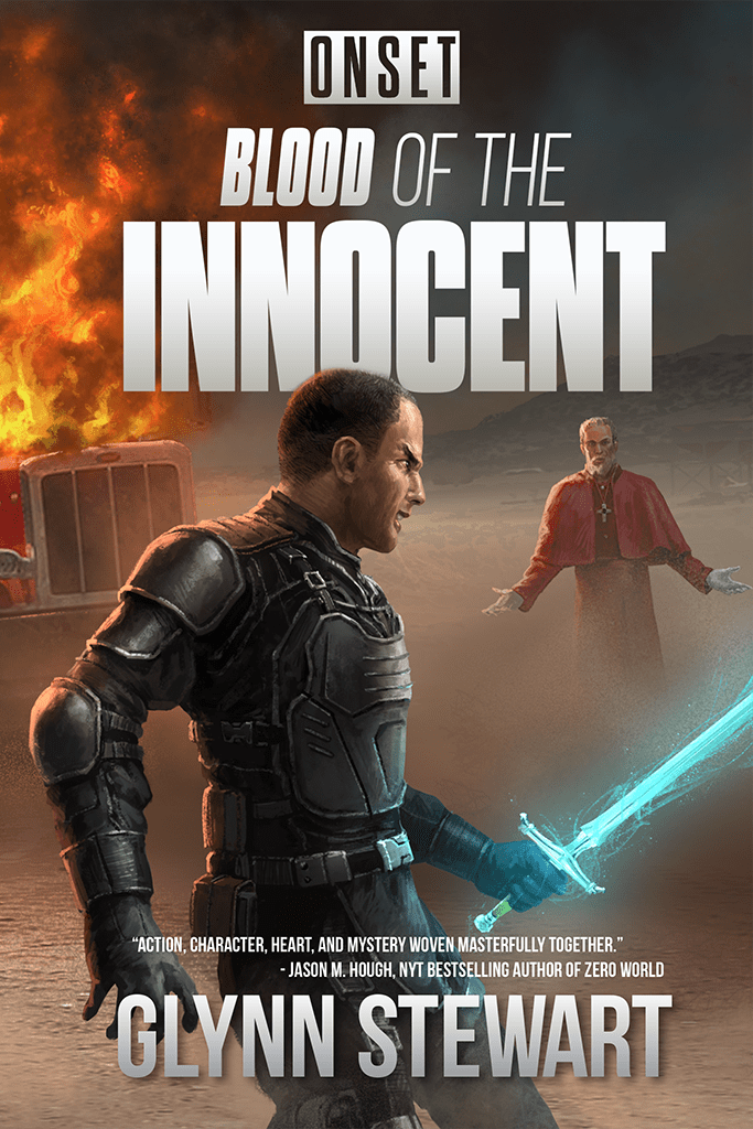 ONSET: Blood of the Innocent by Glynn Stewart