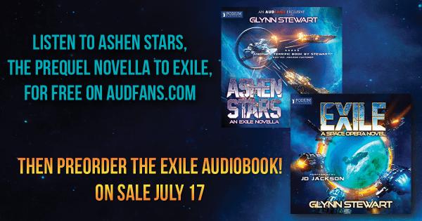Ashen Stars Audiobook Free