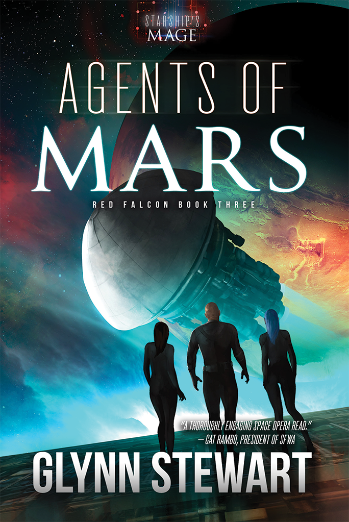 Agents of Mars by Glynn Stewart