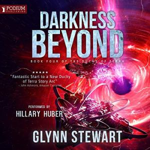 Audiobook version of Darkness Beyond by Glynn Stewart.