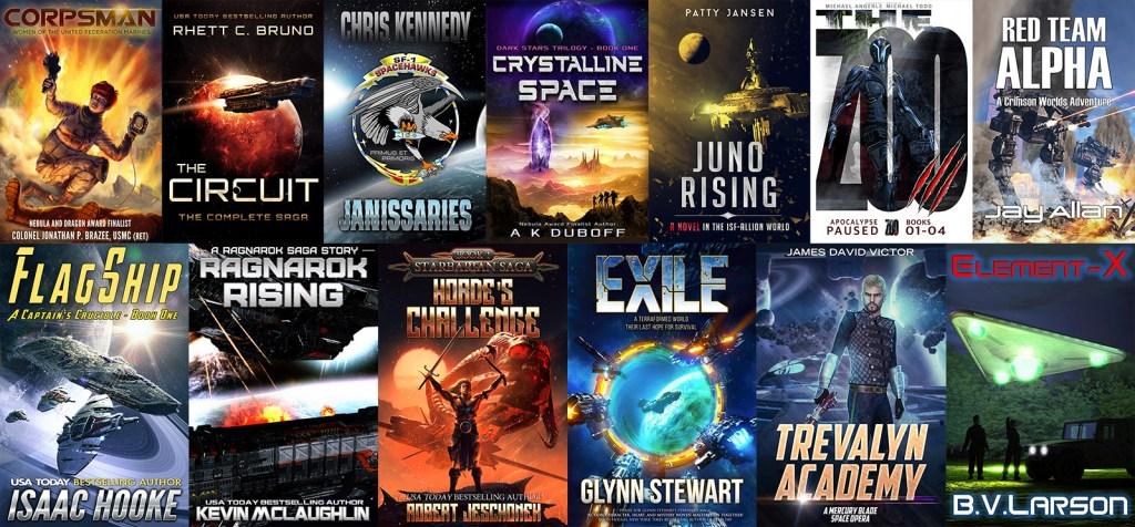 Indie science fiction storybundle