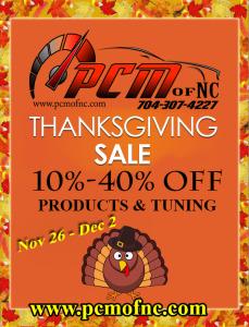 Thanksgiving Sale 2