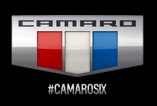 CAMAROSIXlogo