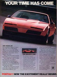1982 Pontiac Firebird Ad-01