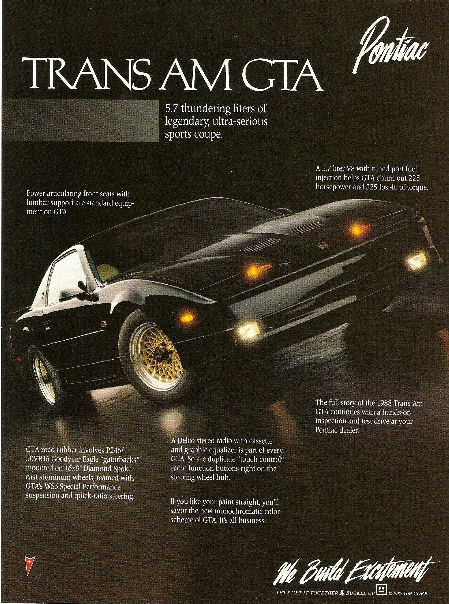 Gm Efi Magazine 1989 300zx Fuel Filter Removal With Most Manufacturer And Track Tests Showing The Gta In A Close Heat None Other Than Corvette Trans Am Indirectly Removed