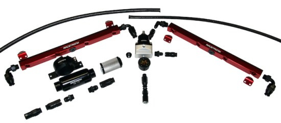 New Fuel System Kit By Racetronix