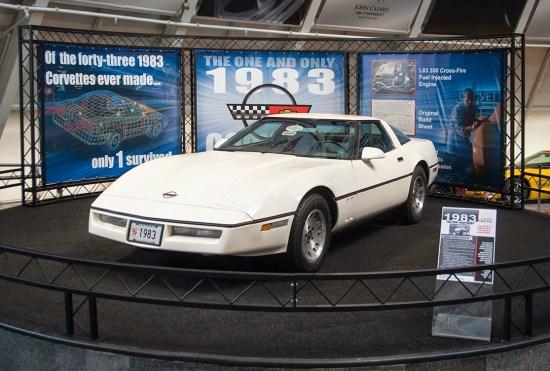 1983-Corvette