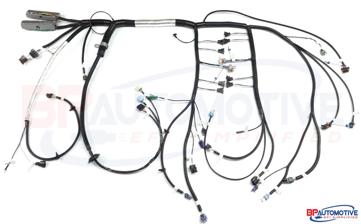 bp wiring harness gm efi magazine  gm efi magazine
