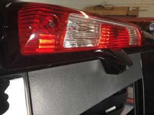 2014  2017 Silverado  Sierra Third Brake Light Camera