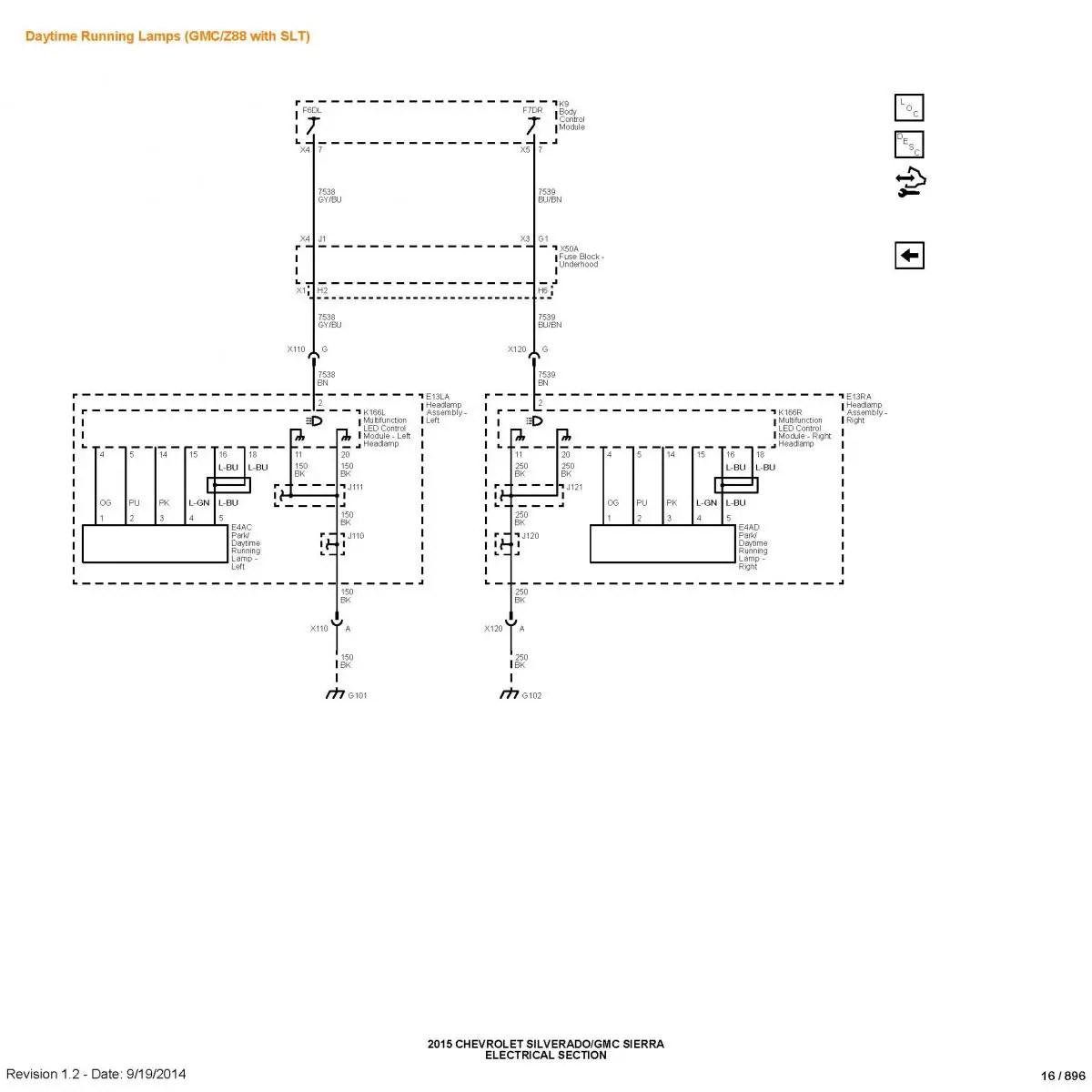 Wiring Diagram Gmc Sierra