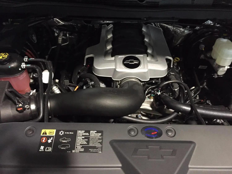 Engine Cover 2014 2018 Chevy Silverado Amp GMC Sierra