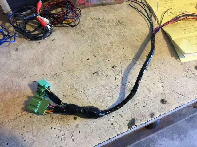 line level amplifier connection help  20142018 silverado