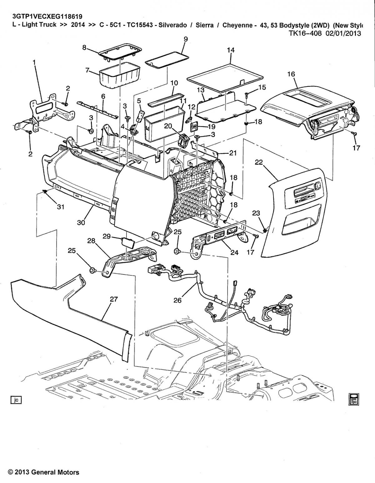 Gmc Sierra Rear Suspension Parts Diagram Fuse Box