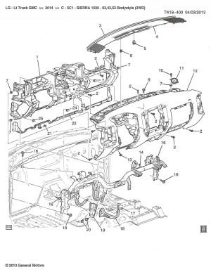 2014 Parts Diagrams  Service Manual  2014  2015  2016