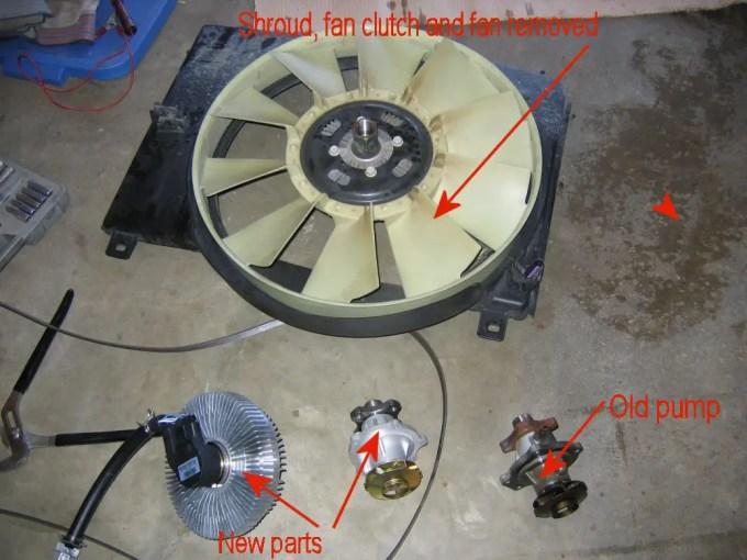 Electric Fan Clutch Gmc Envoy