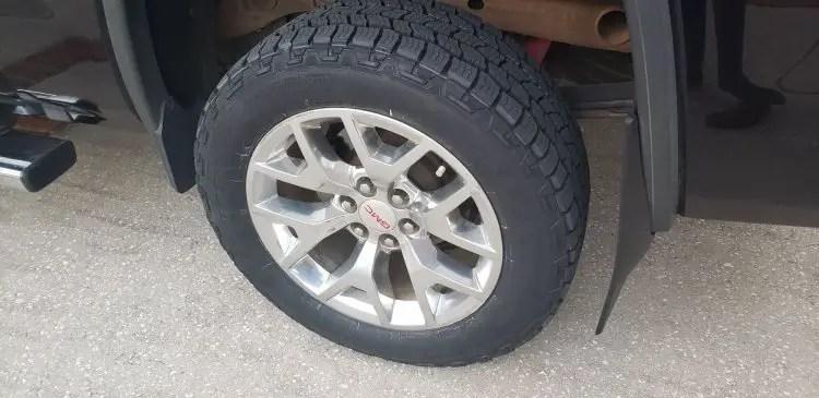 time for tires 2014 2019 silverado