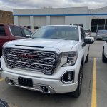 Anyone Know If You Can Get The 2019 Denali Grill And Bumper Insert In Black 2019 2020 Silverado Sierra Mods Gm Trucks Com