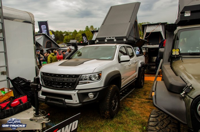 Overland Expo East 2019 - Colorado ZR2 Bison