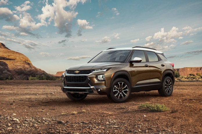 2021 Chevy Trailblazer Starts At $20K – Cute Ute or Baby ...