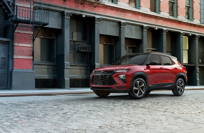 Chevy Special Edition Trucks >> 2021 Chevy Trailblazer Starts At $20K – Cute Ute or Baby Brute? | GM-Trucks.com