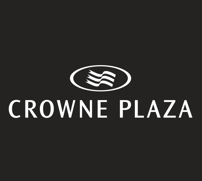 g-man creative crowne plaza logo