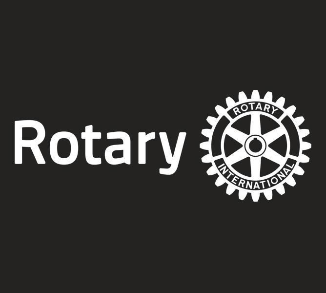 g-man creative rotary logo