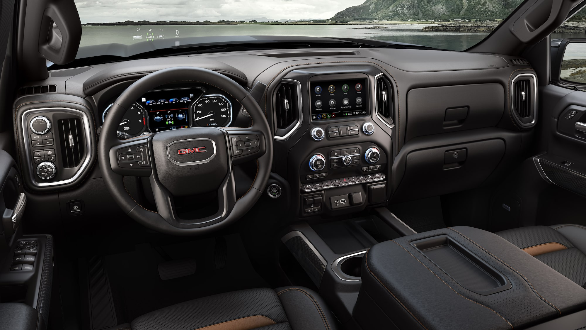2020 Gmc Sierra 1500 At4 Off Road Truck Vehicle Details