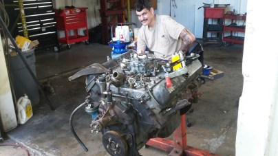 Pickle motor 7