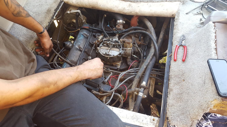 Steve motor 1