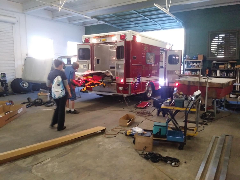 Co-op Ambulance 3