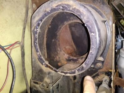 AC blower motor replace 5