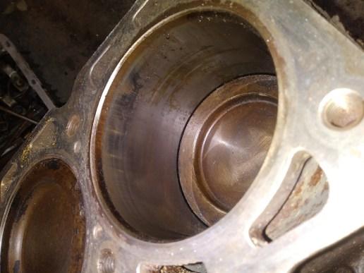 Motor breakdown 7