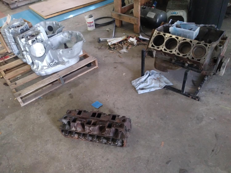 Motor breakdown 8