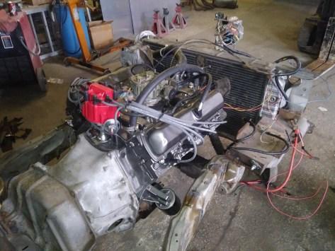 Eidson motor 10