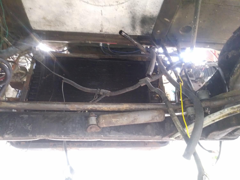 Eidson motor 16