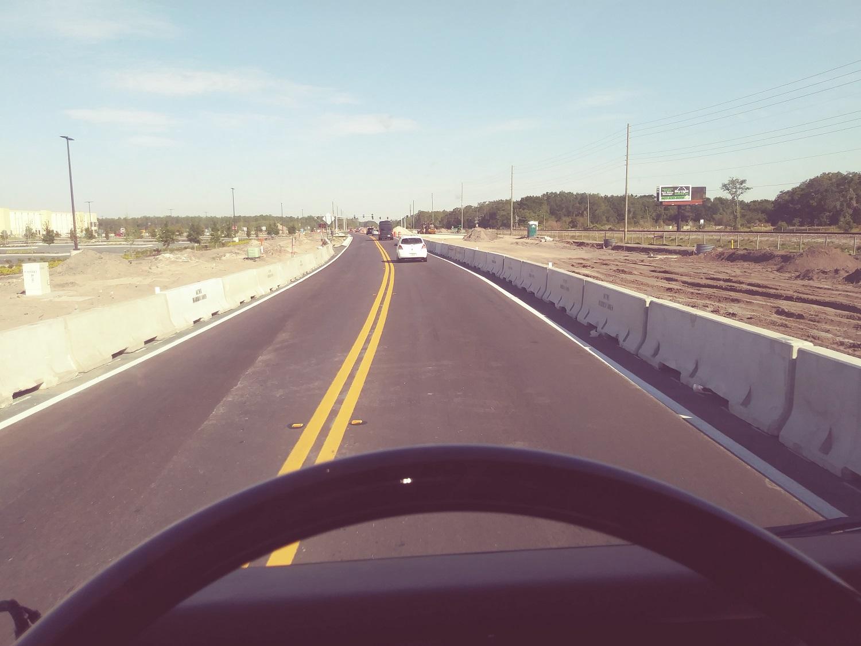 John road test 6