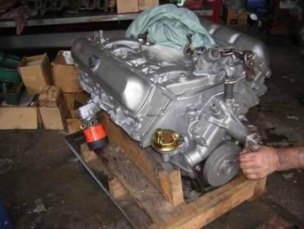 Custom Build Crate Motorhome Motors (455 & 403