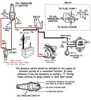Quadrajet Electric Choke Wiring Diagram  Somurich