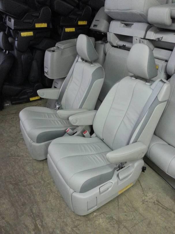 Toyota Sienna Reclining Seats Brokeasshome Com