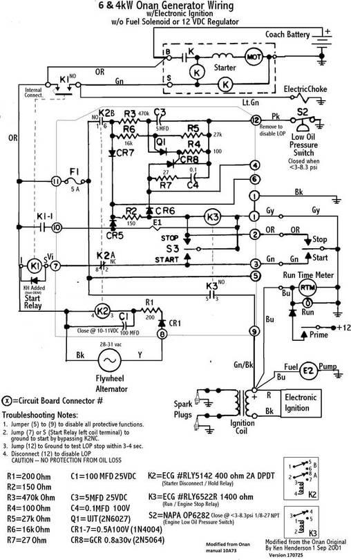 onan marquis 5500 generator wiring diagram  basic hvac