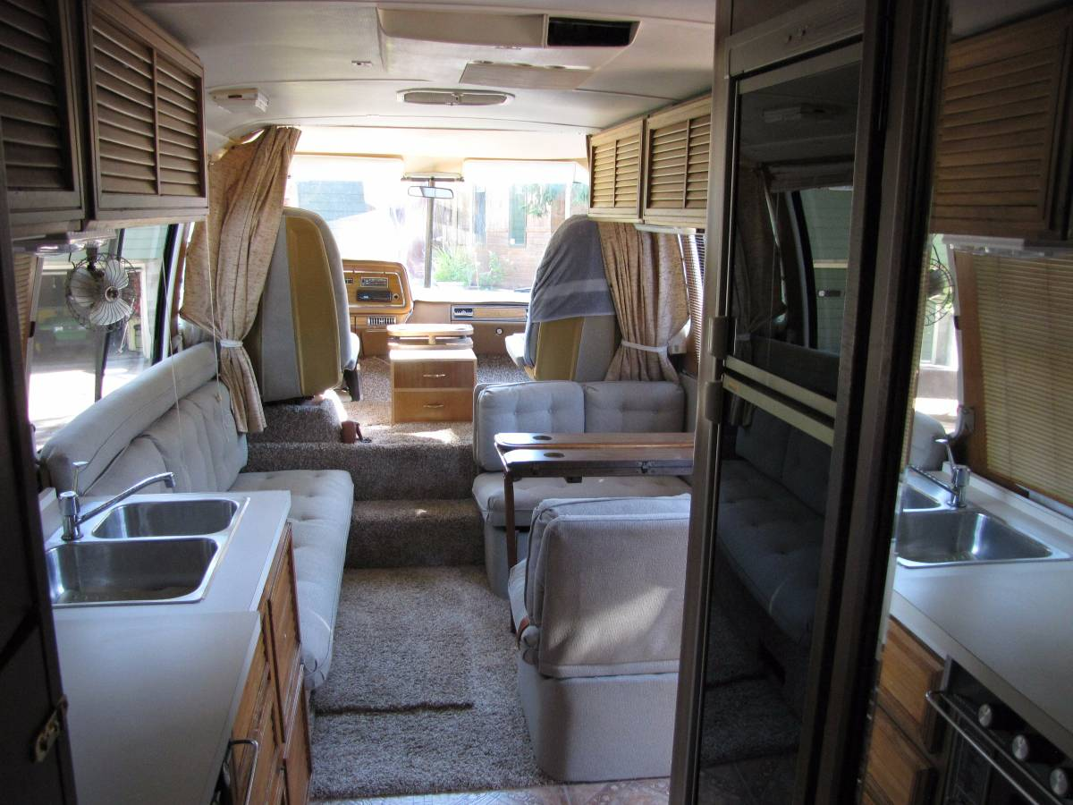 1977 GMC Windsor 27FT Motorhome For Sale In Sequim WA