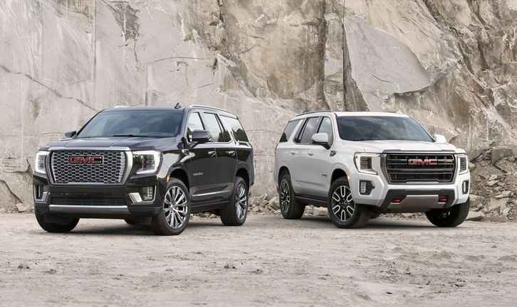 2021 gmc yukon: the new-generation full-size suv detail