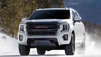 2022 GMC Yukon