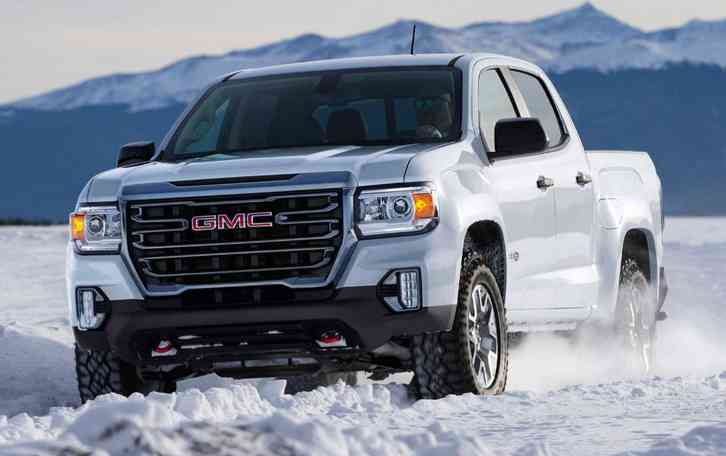 2022 gmc canyon, 2022 gmc canyon redesign, 2022 gmc canyon changes, 2022 gmc canyon denali, 2022 gmc canyon at4,