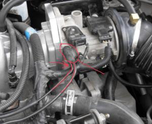 sudden onset rough idle and codes 01 Lesabre   BAT Auto