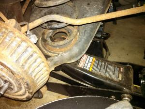 97 Buick LeSabre Rear Strut Replacement  GM Forum  Buick, Cadillac, Olds, GMC & Pontiac chat
