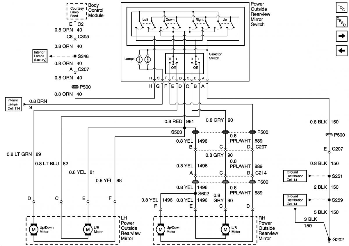 gentex 177 mirror wiring diagram