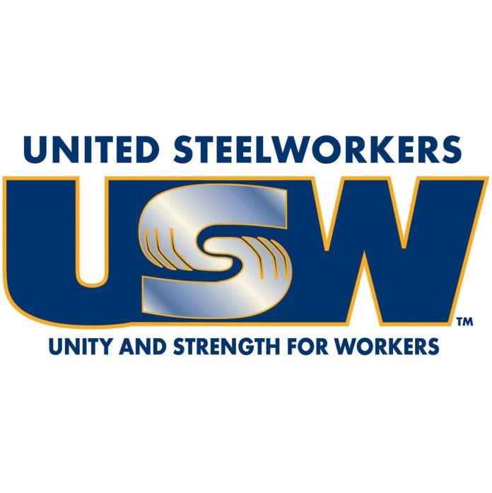 United Steelworkers. (PRNewsFoto/United Steelworkers)
