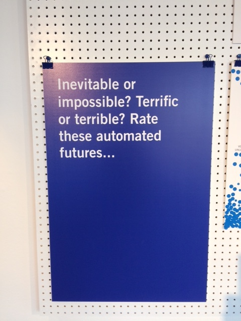 Inevitable or impossible? Terrific or terrible? Rate these automated futures....Invitation to vote on Artificial Intelligence scenarios