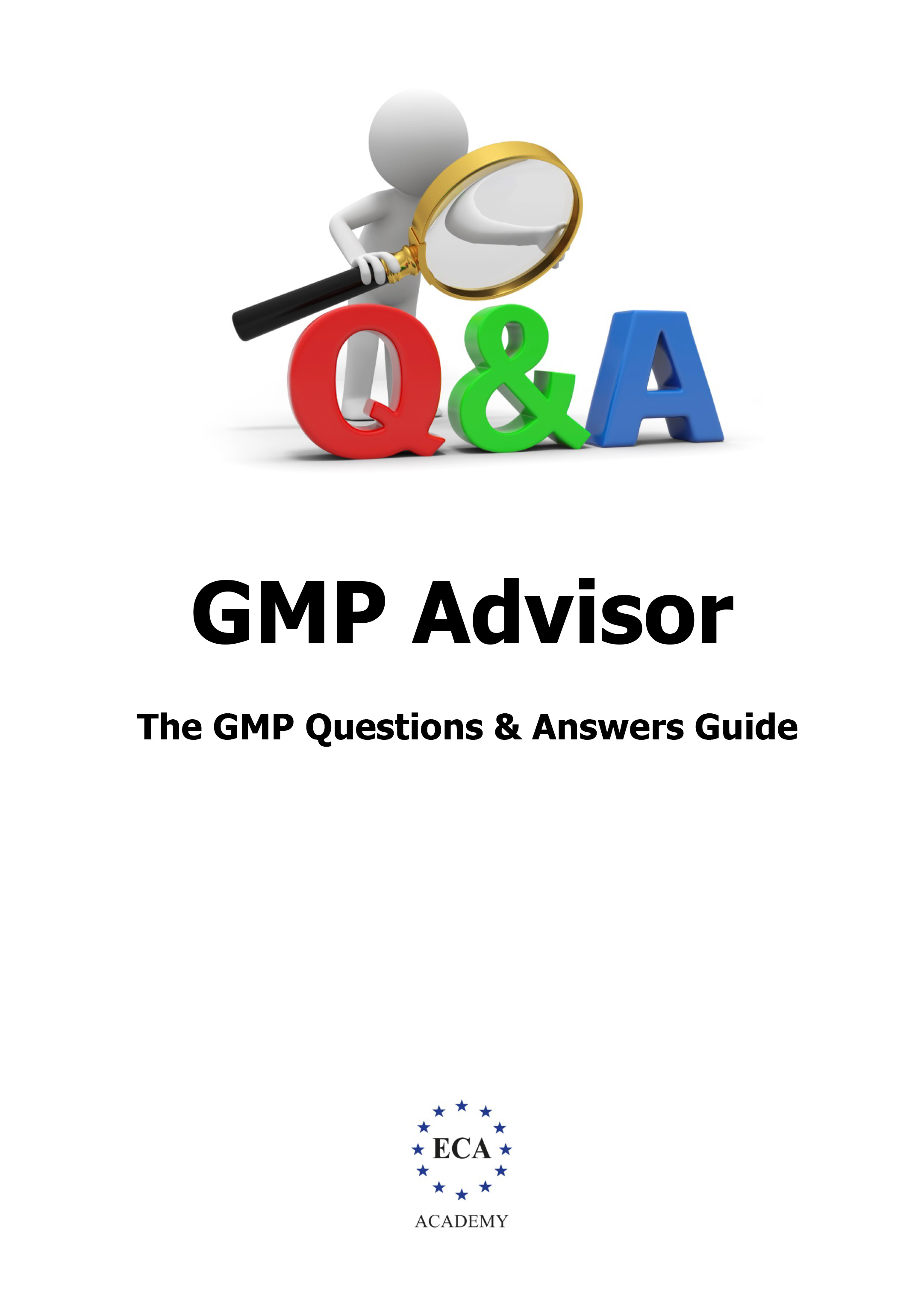 Gmp Question And Answer Guide